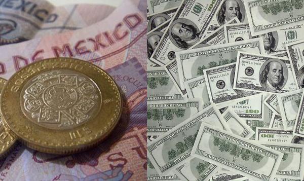 El Peso Mexicano Supera La Barrera De Los 20 Dólares